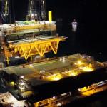 VIDEO: Statoil builds Norway's largest drilling platform