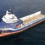 North Sea vessel was remotely controlled for four hours from California