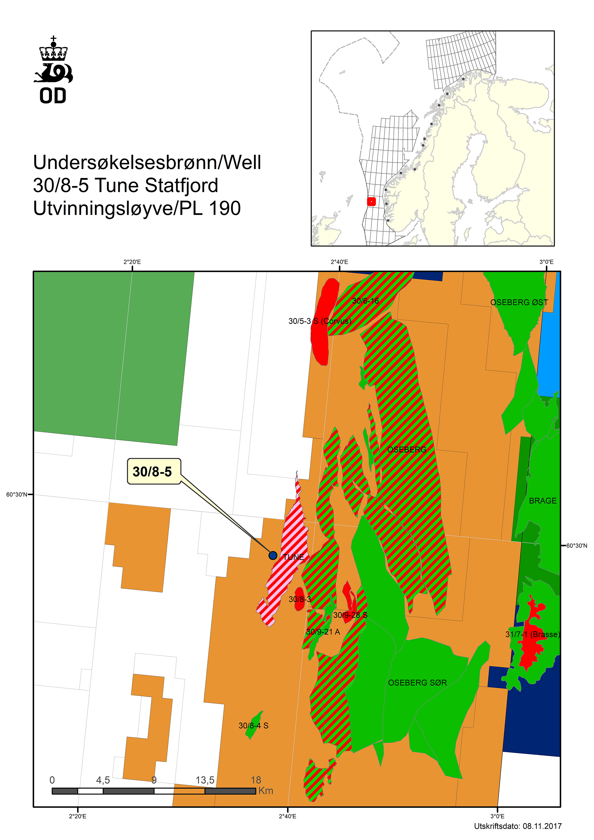 Statoil granted permission for appraisal well