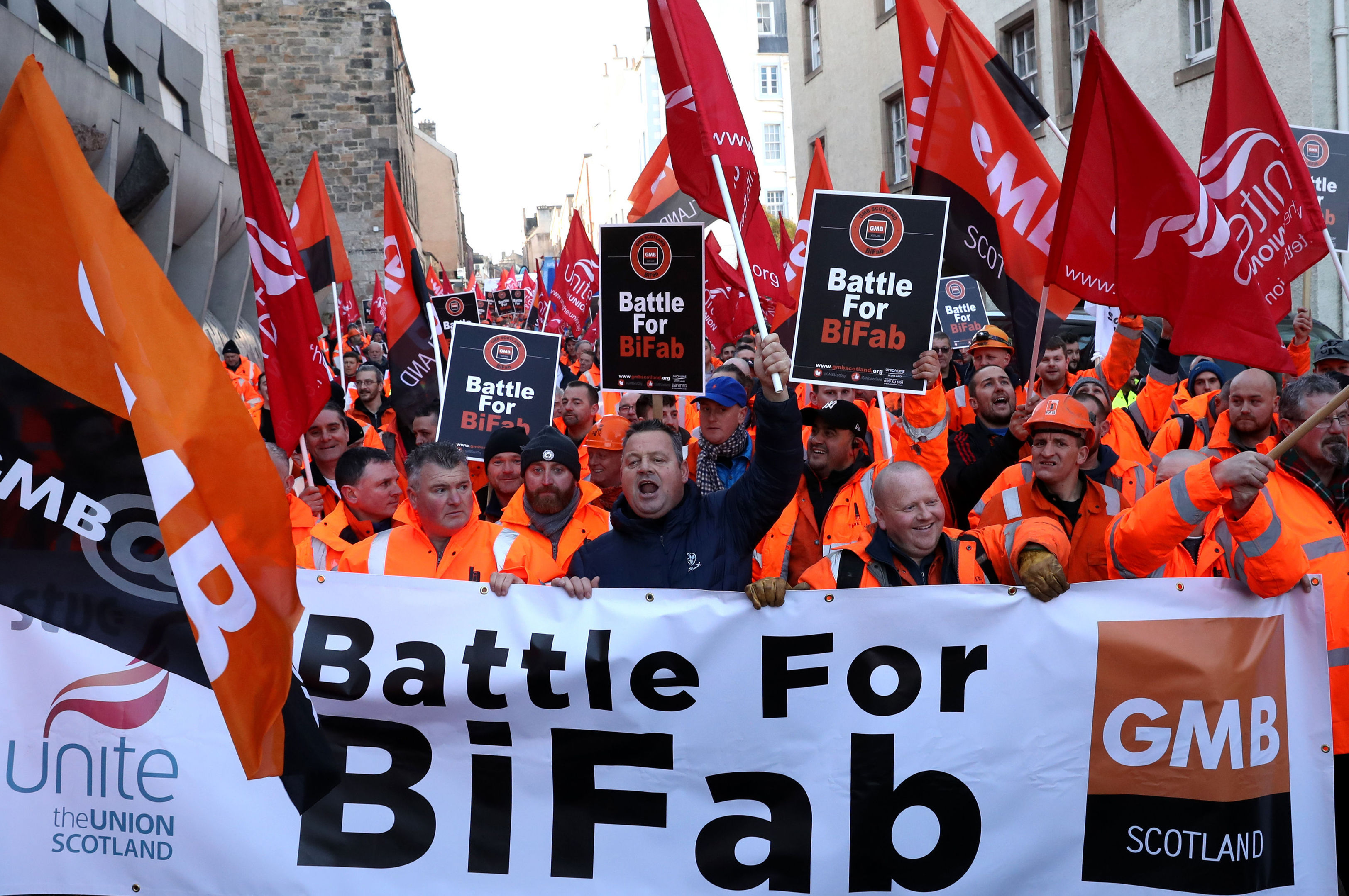 Western Isles politicians hail BiFab rescue deal