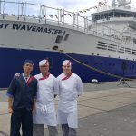 Sodexo wins contract with Bibby Marine Services for new vessel