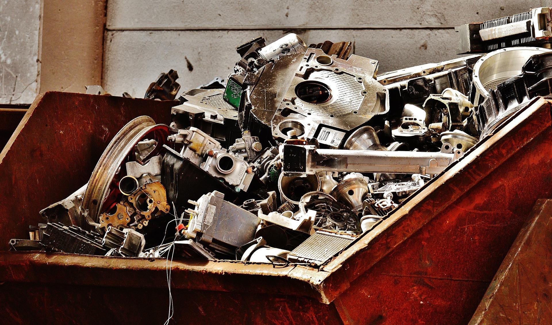 Greensteel company looks to recycle large amount of UK scrap metal