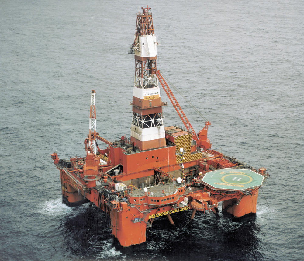 Dea hands Transocean $68m drilling contract