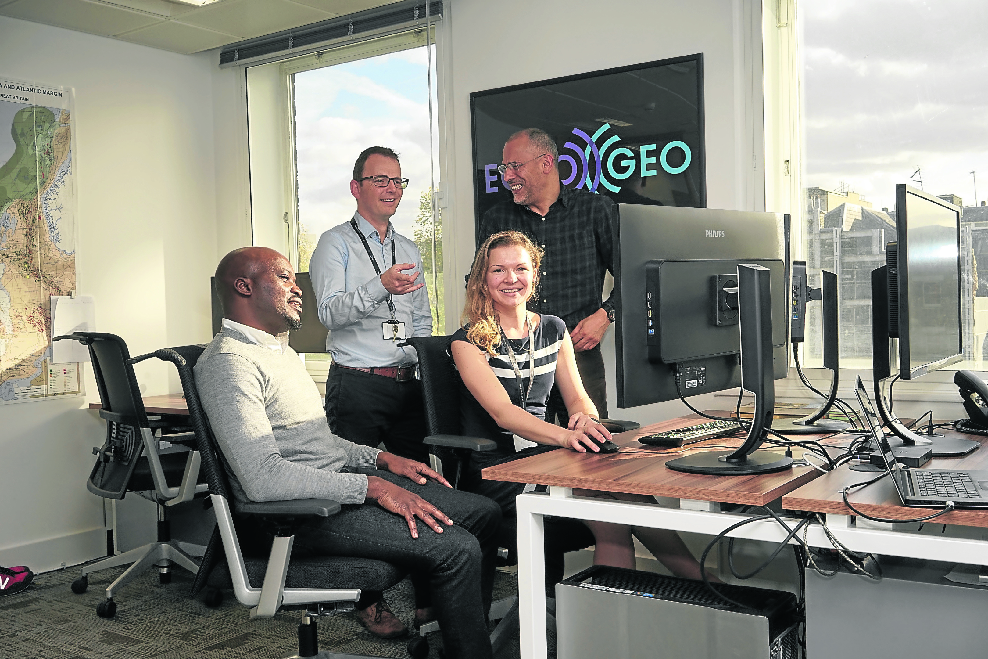 Geoscience firm Echo Geo going from 'start-up to scale-up'