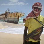 Oil tanker hijacked by pirates off Somalia