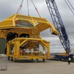 Global Energy completes Culzean field job