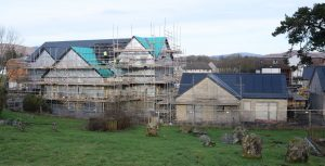 Thirteen new properties are set for the Belhaven site. Iain Ferguson The Write Image. F05 Belhaven 2no IF