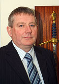 Angus Campbell leader of Western Isles Council