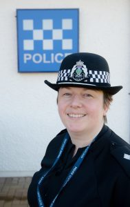 Inspector Isla Campbell. Abrightside Photography. f13 Isla 1no jp
