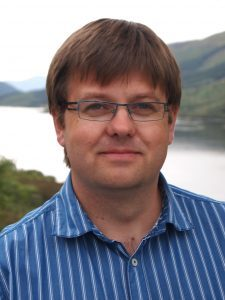 Councillor Andrew Baxter. F17andrewbaxter1no