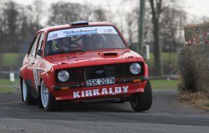 Alan Kirkaldy and Cameron Fair were overall winners. Photograph: Gavin Brown, West Coast Photos