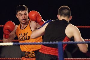 John MacKenzie v Mark McKendrick. PICTURE IAIN FERGUSON, THE WRITE IMAGE. F20 Boxing 6no JP