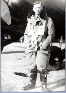 Flt Sgt Robert James