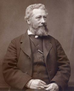 The Rev Alexander Stewart (1829-1901).