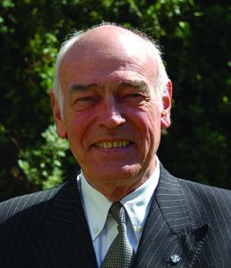 Councillor Len Scoullar - Provost of Argyll and Bute