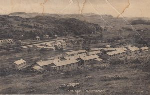Cairnbaan Camp in the 1930s