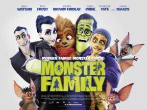 Meet the Wishbones in Monster Family.