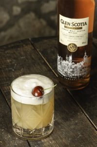 The tour will include cocktails made using Glen Scotia's single malt whiskies. NO_c09glenscotia02