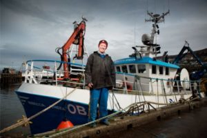 Fishing boat skipper Robert Summers.