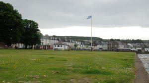 Lochgilphead front green