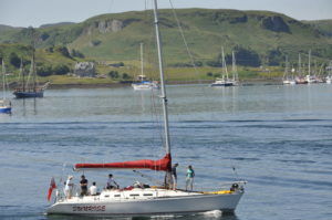 Sunrise is one of the 32 entries in this year's Round Mull race 16_T27_roundMull01
