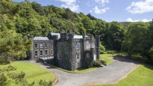 Calgary Castle on Mull could be yours for £695,000.