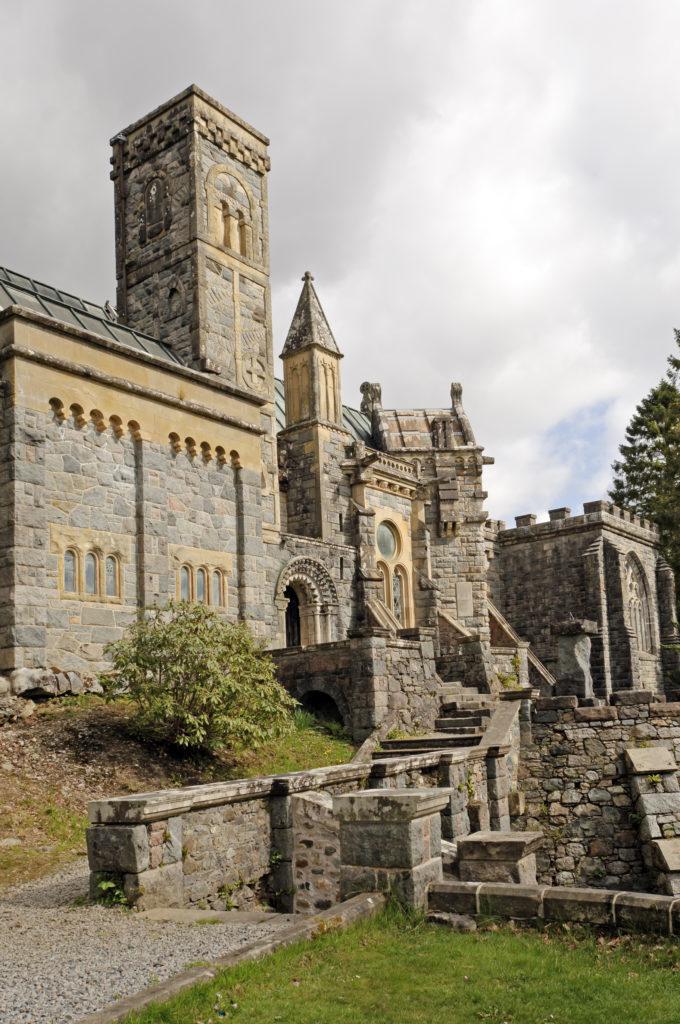 St Conan's Kirk on Loch Awe.