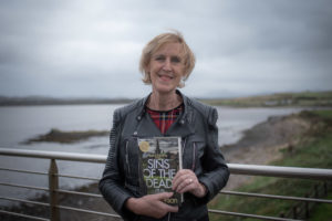 Scottish crime writer Lin Anderson.