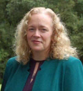 Council leader Aileen Morton