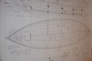 The design for a planned new skiff for the rowing club. 06_a04InvCoastalRowing02