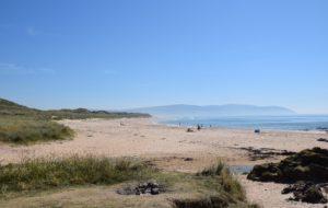Westport beach looking towards Machrihanish Bay.