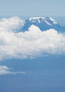 Mount Kilimanjaro. Photograph: David Clode