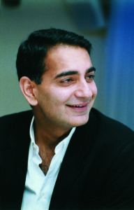 Indian businessman Sanjay Narang.