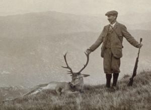 The deer shooting season has opened