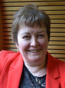 Labour MSP Rhoda Grant raised the issue of the break-ins with police. NO F41 Rhoda-Grant-MSP