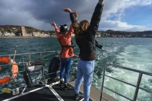 A campaign to showcase Oban to young people across the UK has reached almost 15 million people