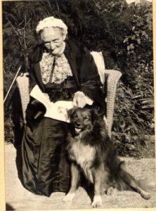 Mr McKinnon's late grandmother, Elizabeth McKinnon, who inherited the family's vast property empire in Australia. NO F02 Elizabeth McKinnon