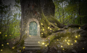 Fairies have long been known to live in Scottish woods, according to history. NO F11 fairies shutterstock 02