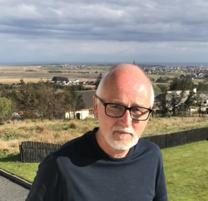 Councillor Roddie Mackay, who is leader of the local authority in the Western Isles. NO F27 Roddie Mackay