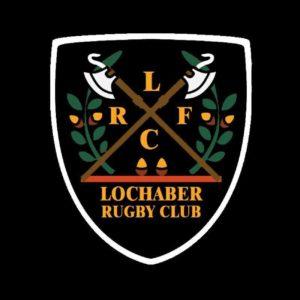 NO F46 Lochaber RFC logo