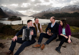 Road to Glenfinnan is the band's third album and will delight fans old and new. NO F48 GCB 02