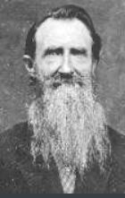 Hugh McTaggart, who was just three when the family emigrated to America.