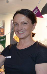 Zofija Sloan of Glenbarr Stores.
