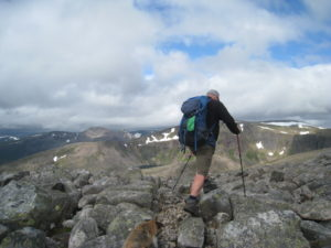 Mountain climbers are being urged to take care as they head back to the hills.