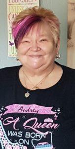 Audrey Jopson.