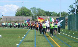 mini version of the major international multi-sport event