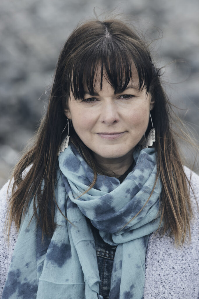 This is the first solo album by Ingrid Henderson for 16 years. Photograph: Ingrid Henderson. NO F36 MiaB Ingrid hi res