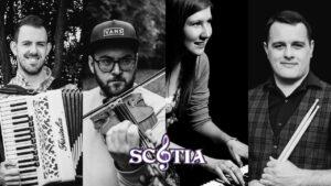 Scotia Ceilidh Band.