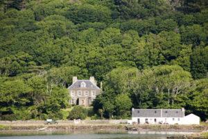 Canna House from the sea. Photograph: NTS NO-41-Canna-02-scaled.jpg