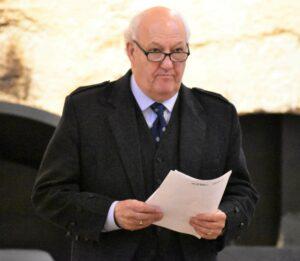 John Wilson of Campbeltown was master of ceremonies.